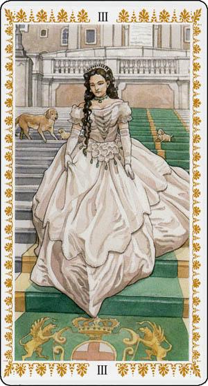 Romantic Tarot Lo Scarabeo Tarot Karty Tarota Tarot Oryginalne