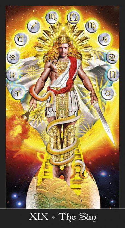 Tarot Apokalypsis Lo Scarabeo Tarot Karty Tarota Tarot