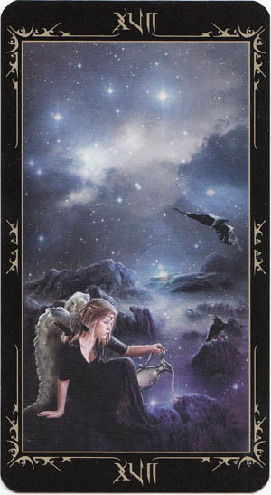 Dark Fairytale Tarot Lo Scarabeo Tarot Karty Tarota Tarot