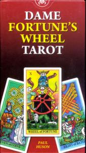 Dame Fortune's Wheel Tarot