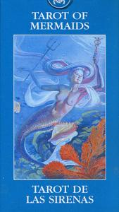Tarot of Mermaids mini - karty Tarota