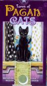 Tarot of Pagan Cats - karty Tarota