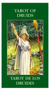 Tarot of Druids MINI - karty Tarota