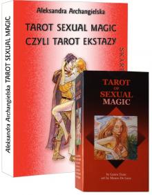 Zestaw Tarot of Sexual Magic